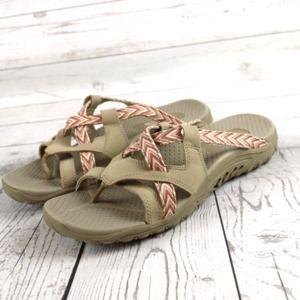 Skechers Outdoor Lifestyle Size 11 Thong Sandals